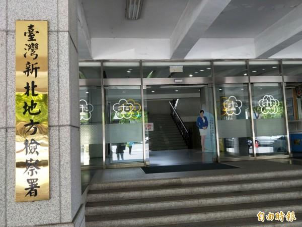 新北地檢署今依竊佔罪嫌起訴陳男。(資料照)