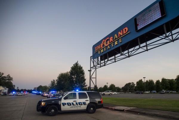 美國路易斯安那州一家電影院驚傳槍擊案,造成3死8傷。其中一名死者是槍手犯案後自殺身亡。(美聯社)