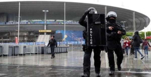 歐洲盃足球錦標賽即將開打,美國國務院警告,到時歐洲盃賽場、歐洲各國景點及人口密集處可能成為恐怖份子襲擊目標。(法新社)