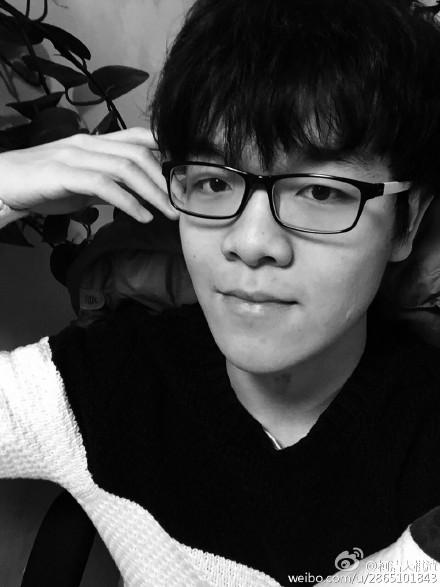 中國棋王柯潔排名掉至世界第二。(圖擷自柯潔微博)