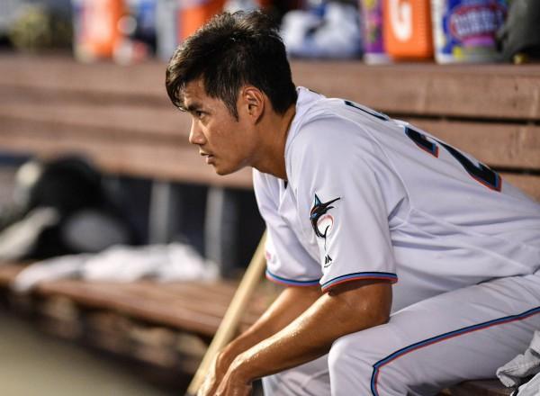 MLB》開季連環爆... 陳偉殷的下一步 馬林魚高層說話了!