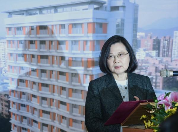 美專家指出,蔡英文走溫和派路線,可能是北京能夠寄望的最佳領導人。(記者廖振輝攝)