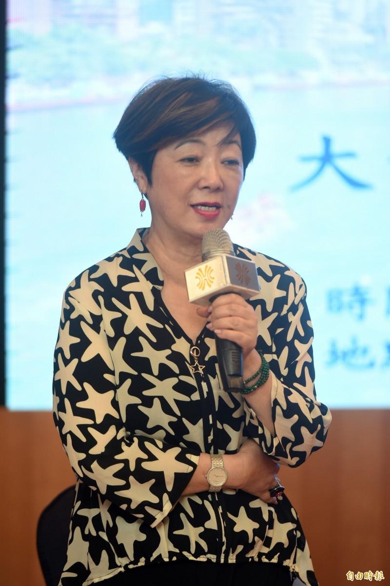 台積電創辦人張忠謀的太太張淑芬,被媒體目擊今(16)日一早進入郭台銘住處。(資料照)