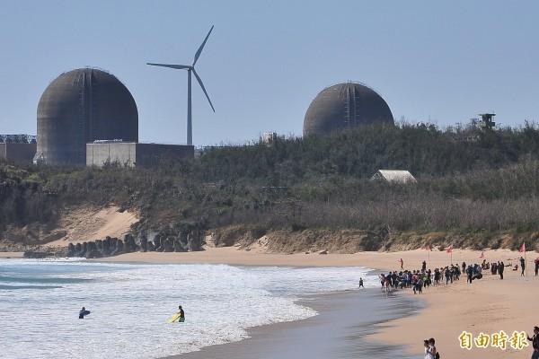 鄭寶清提到以核養綠議題,提議核廢料是否應放在同意票比率最高的縣市。(資料照)
