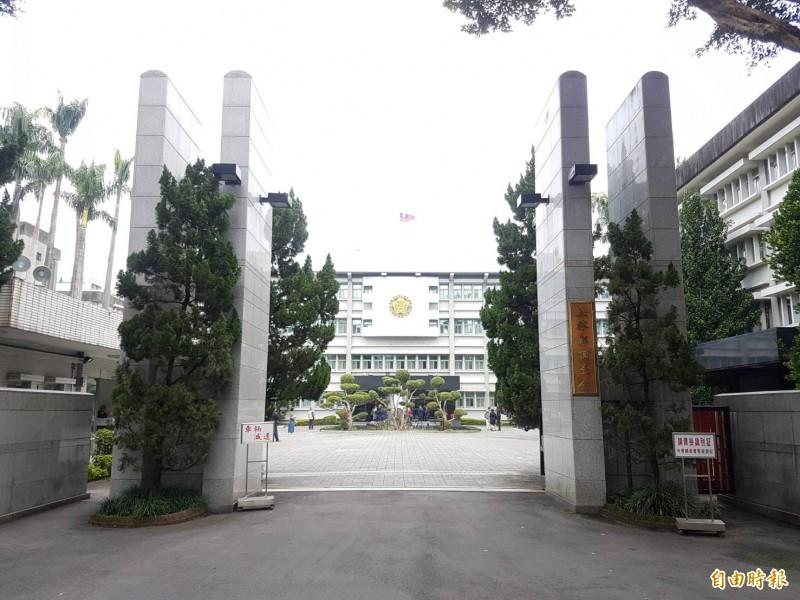 調查局台南市處府城站副主任劉明冠被爆出涉及洩密給被告,已經遭到法辦。圖為調查局外觀照。(資料照)