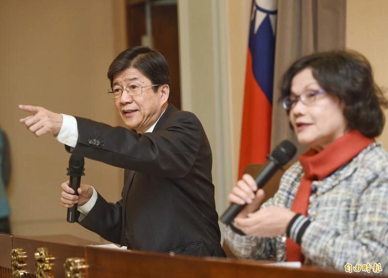 違法兼職16年領1800萬 監委批管中閔知法犯法