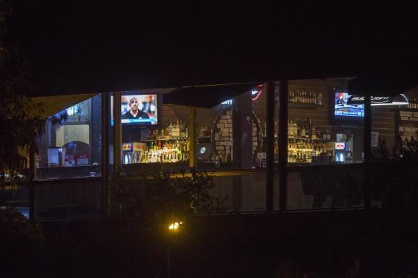 南加州洛杉磯郊區千橡鎮夜店Borderline Bar and Grill發生槍擊案造成13人死亡。(法新社)