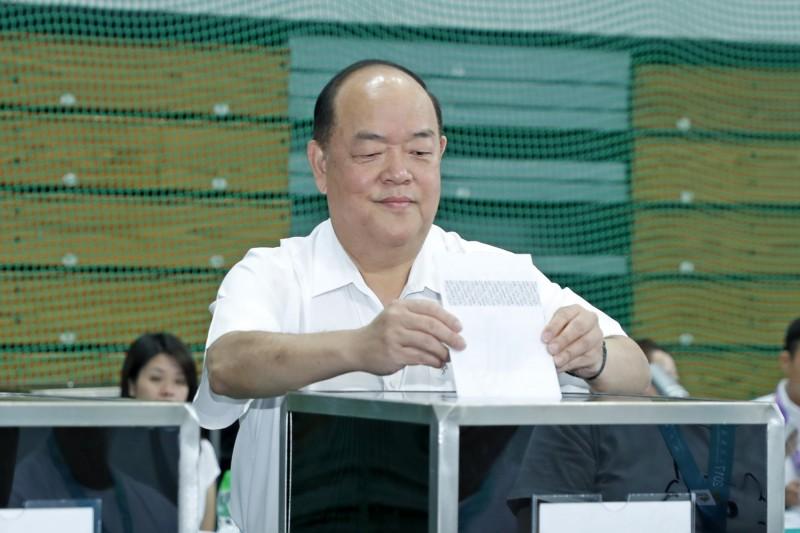 反送中》澳門立法會主席參選特首:擬與香港銜接逃犯條例