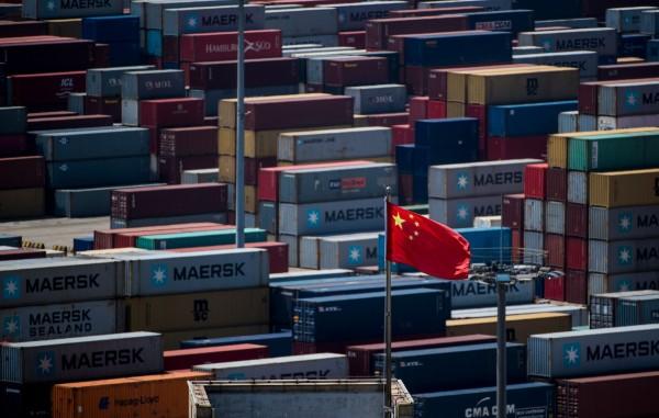 中國與美國展開貿易戰,為逼退美國興起的保護主義,中國先前向世界貿易組織(WTO)申請審議,並自稱為自由貿易國家,但世貿今(11)日做出審議結果,認為中國市場仍不夠開放。(法新社)