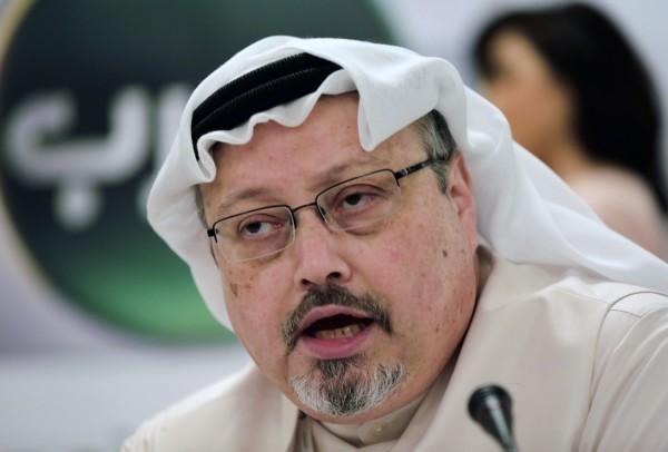 哈紹吉(見圖)死前原本要揭露沙國在葉門使用化學武器的相關細節。(美聯社)