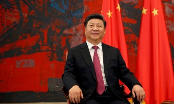 日媒認為,從川普與習近平在APEC地演說內如差異,可看出中國正展現在亞太地區進行「霸權擴張」的姿態。(資料圖,路透)