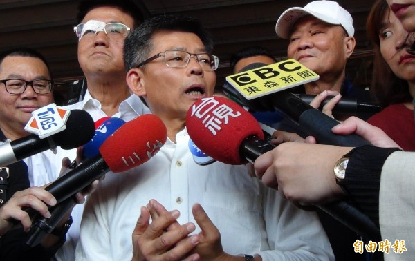 知情人士表示,楊秋興私底下動作頻頻,一再挑戰韓國瑜的底線,進而讓韓國瑜有所疑慮。(資料照)