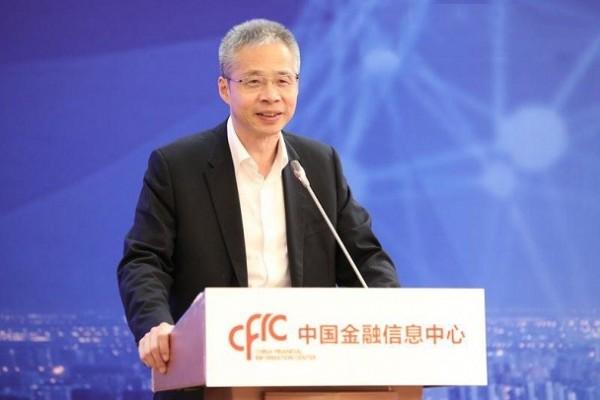 中國經濟學者李迅雷(見圖)的發言,引起中國網軍反感。(圖擷取自微博)