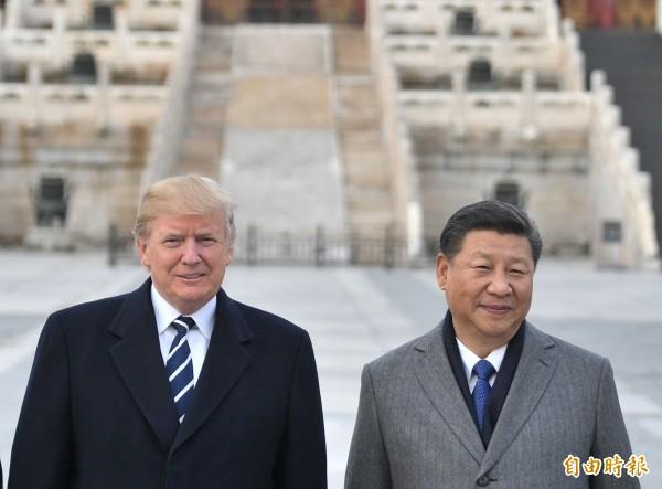 美國總統川普自認相當了解習近平,並呼籲他親自去香港與市民對話。(資料照)