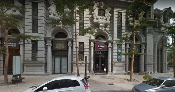 高雄地院認定,家蒂諾拿鴨肝混充鵝肝獲利高達1558萬,依詐欺罪判負責人李佩珍1年6月徒刑。(圖擷取自Google街景)