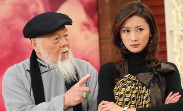 高齡83歲的資深閩南語演員高鳴(左)驚傳上吊身亡,警方初步研判是健康及家庭因素。(照片由三立提供)
