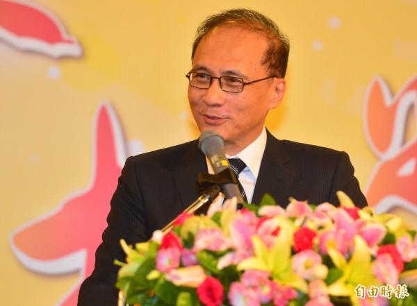 行政院長林全滿意度則為44.5%,稍低於不滿意度45%。(資料照,記者王藝菘攝)