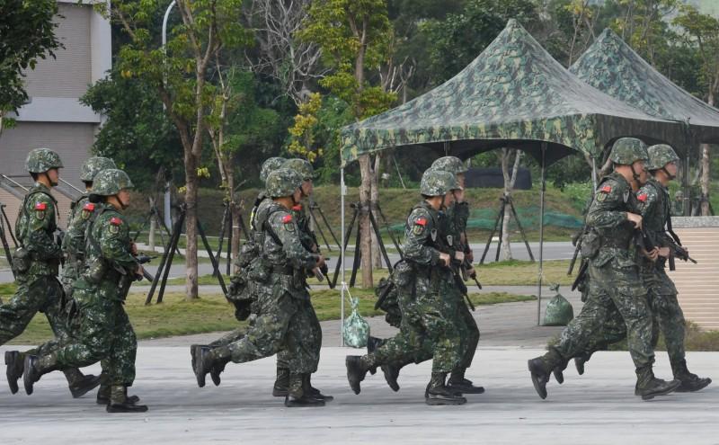 陸軍內部再度爆發性騷擾案件。示意圖,與新聞無關。(資料照)