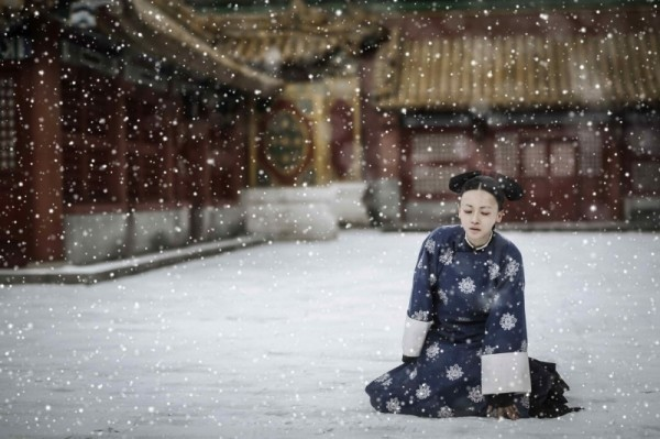 中國全面禁播宮鬥劇,最近又公佈最新的「限古令」。圖為《延禧攻略》劇照。(圖由八大提供)