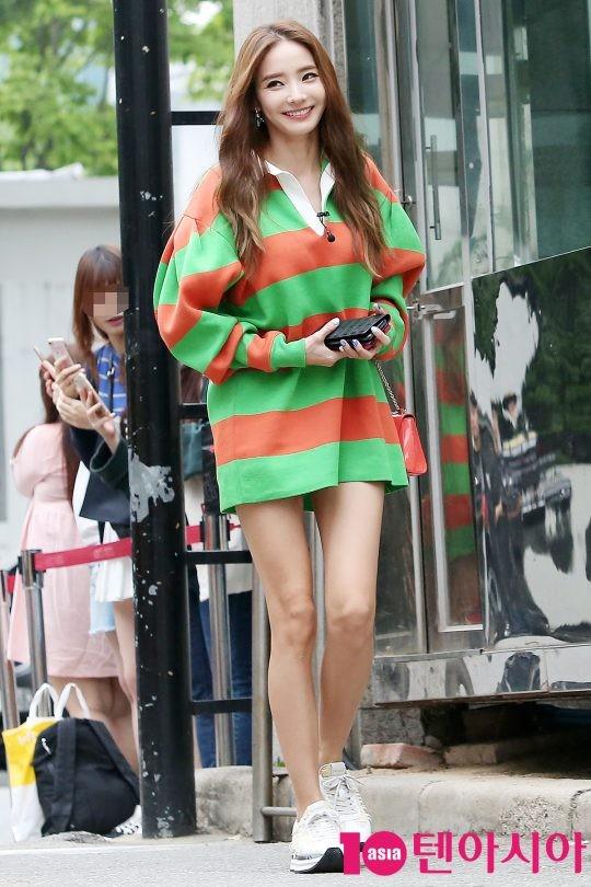 以韓劇《豪傑春香》竄紅的韓國女星韓彩英,將來台替「2017韓流博覽會」作宣傳。(圖擷自TenAsia)