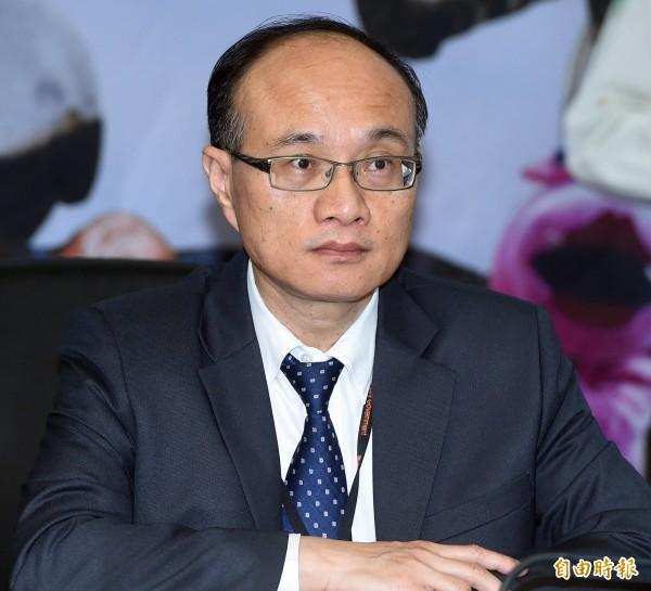 台北市教育局長曾燦金。(資料照)