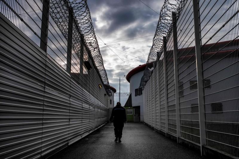 塔吉克一座監獄發生暴動,伊斯蘭國囚犯持刀進行攻擊,造成32人死亡。圖為監獄示意圖,與新聞無關。(法新社)