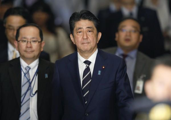 加計學園理事長加計孝太郎,是日本首相安倍晉三的朋友。(歐新社)