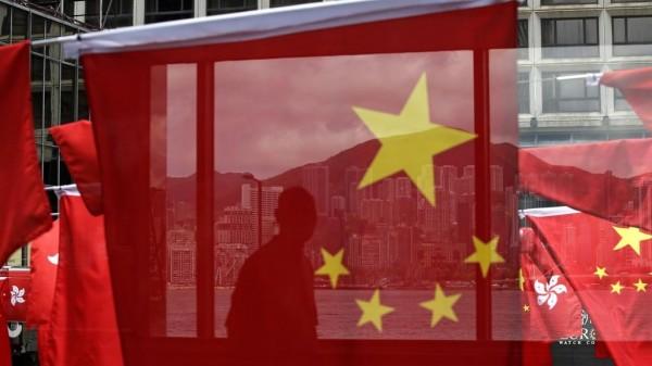 「香港共產黨」誓言要在全香港推行共產主義,未達此目標不排除武裝起義。(資料圖 美聯社)
