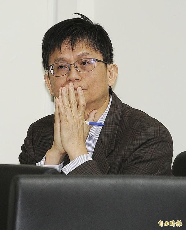 環保署副署長詹順貴。(資料照)