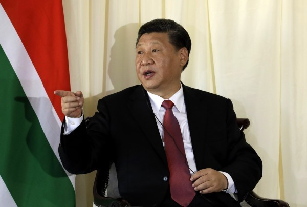 中國國家主席習近平。(美聯社)