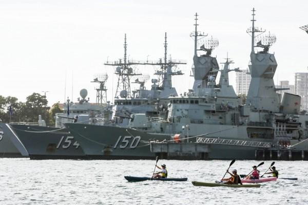 澳洲計劃在巴布亞紐幾內亞建立新海軍基地,遏制中國在太平洋地區擴大影響力。(歐新社)