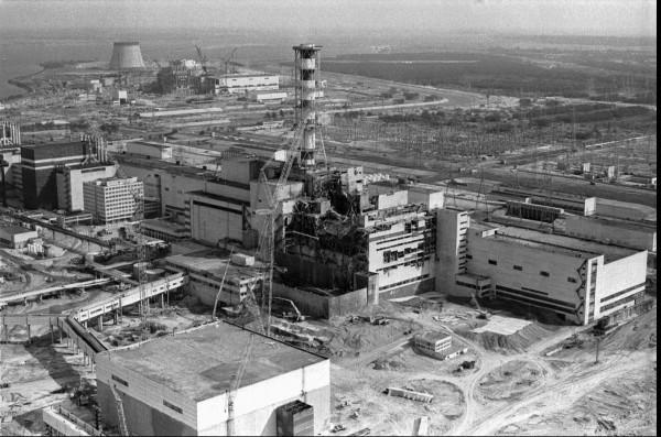 全球最嚴重的核安意外車諾比核災。(美聯社)