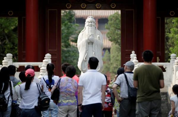 中國高考在即,為了杜絕作弊歪風,中國祭出重法嚴懲作弊者。(路透)