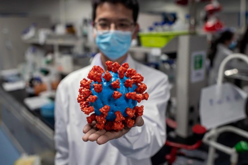 中國新疆時隔149日再現不明感染源的確診病例。(法新社示意圖)