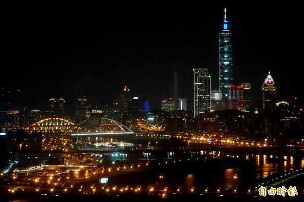 台灣是個自由民主的國度。(資料照)