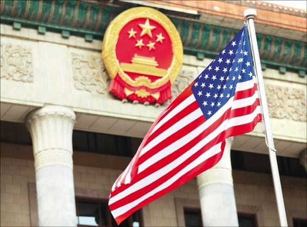 美國駐中大使館接受中國網友提問,並指出會由大使本人親自回答。(歐新社)