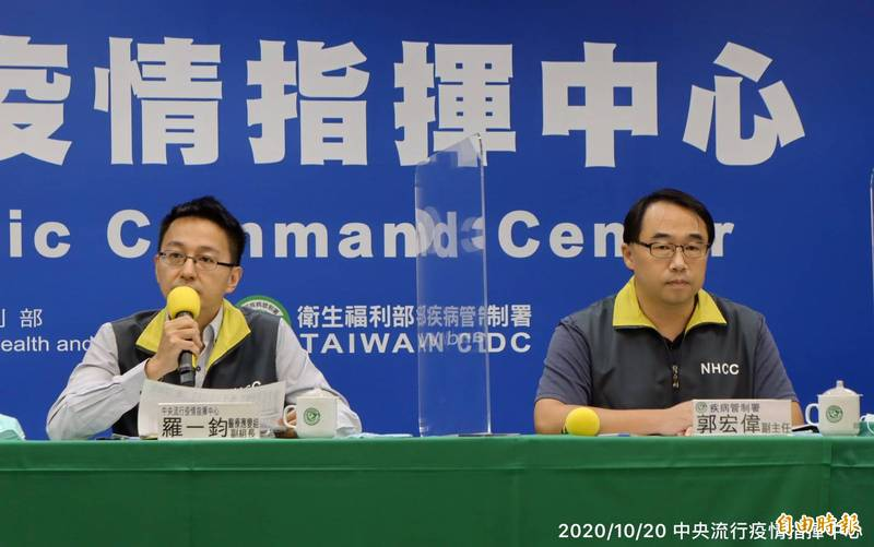 中央流行疫情指揮中心今日宣布,國內新增3例武漢肺炎境外移入個案,均來自菲律賓。(指揮中心提供)