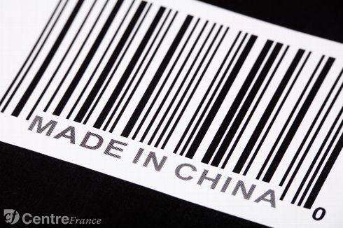 「中國製造」已被歐盟列最不安全產品榜首。(圖擷取自《lepopulaire》網站)