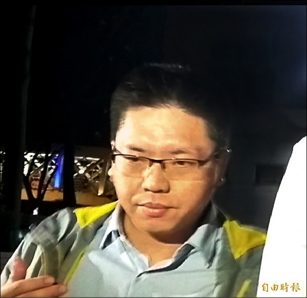 台灣宅經濟商務股份有限公司涉外洩人力銀行個資,圖為負責人許哲毓。(資料照)