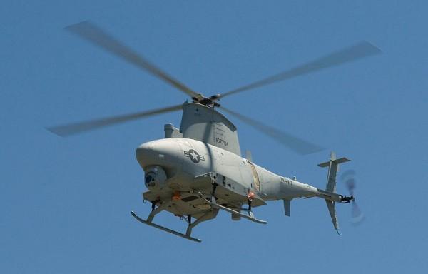 美方通知我方同意出售MQ-8B海軍艦載無人直升機系統,國防部目前正與海軍評估MQ-8B無人直升機未來將如何配置及運用,進而決定是否採購。(圖擷取自維基百科)