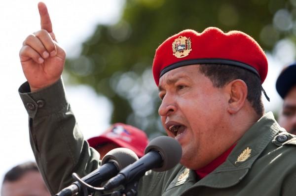 郭文貴聲稱自己見過委內瑞拉已故前總統查維茲。(路透)
