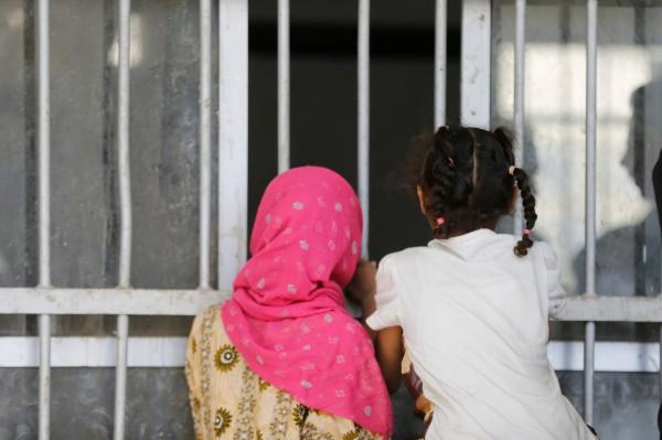 聯合國日前公布全球性別不平等指數,195個國家中,以葉門的性別不平等指數最高。圖為葉門女童。(路透)