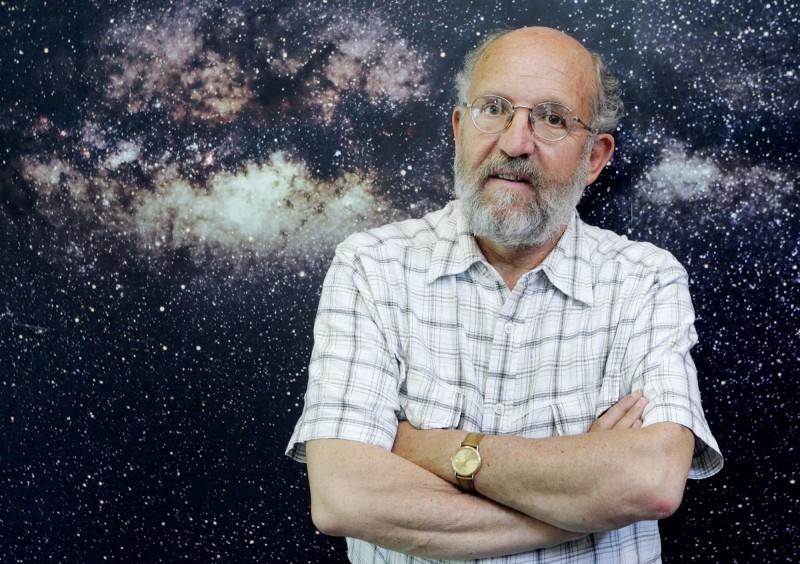 瑞士天文學家麥耶。(美聯社)