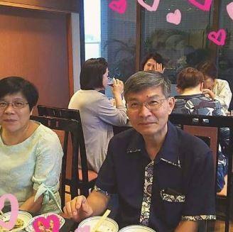 我國駐日本大阪辦事處處長蘇啟誠今日在大阪官邸自殺身亡。(圖擷取自臉書)