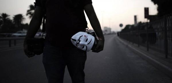 「匿名者香港分部」(Anonymous HK)已經宣稱對輔大發動第一波攻擊,並要求輔大限期處理性侵案。(圖擷自Anonymous Tw臉書)