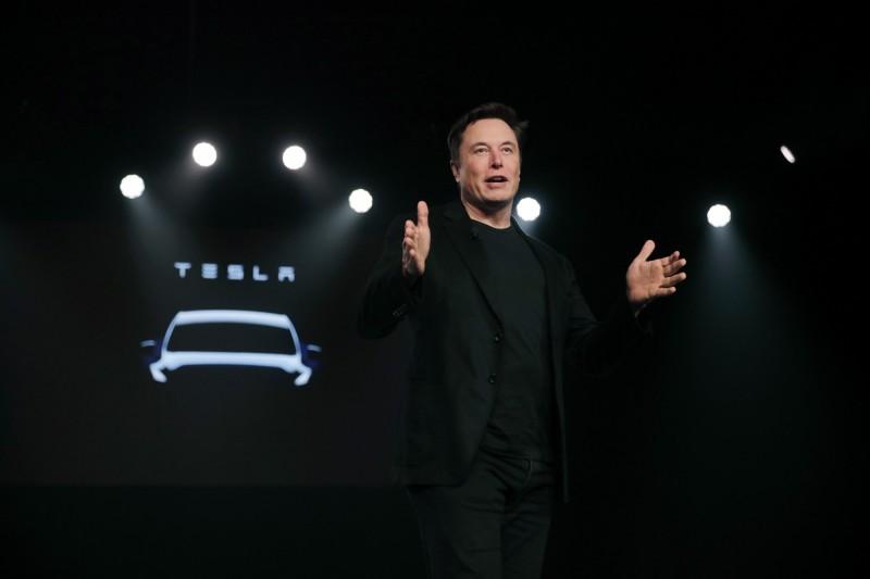 馬斯克(Elon Musk)致力於研究航太科技,最終目標是殖民火星。(美聯社)