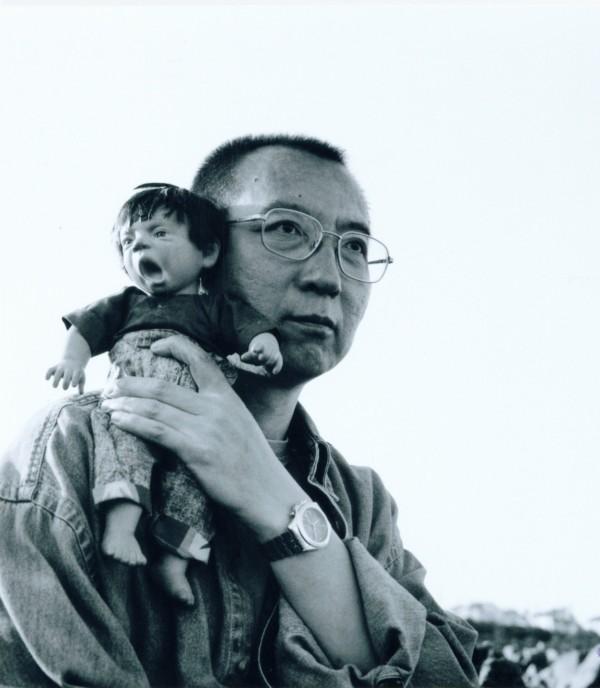 中國民主鬥士劉曉波病逝後,國際媒體紛紛檢討,西方各國在近幾年,逐漸減少關心中國人權問題。(歐新社)