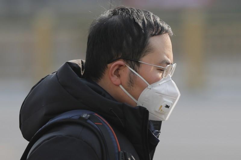 武漢肺炎疫情惡化,廣東省今中午宣布新增9個確診病例。(歐新社)