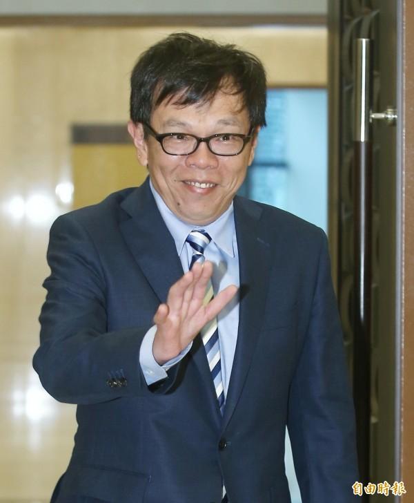 蔡總統的重要文膽、海基會秘書長姚人多。(資料照)