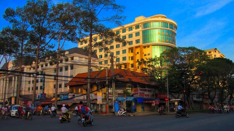 胡志明市師範大學是越南境內兩大師範大學之一,是該國重要的師資培育場所。(圖擷自維基百科)